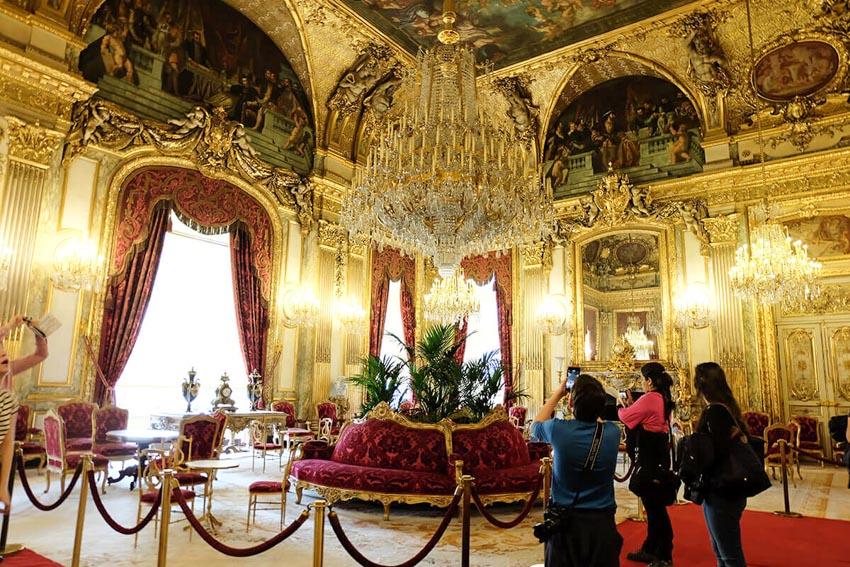 Bảo tàng Louvre ở Paris và những kiệt tác nghệ thuật thế giới - 20