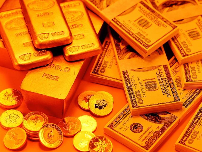 Bất ổn gia tăng, giá vàng lên cao trở lại - 1