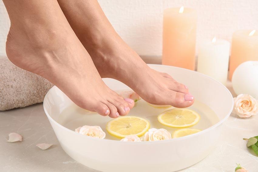 Chăm sóc đôi chân tại nhà - 5