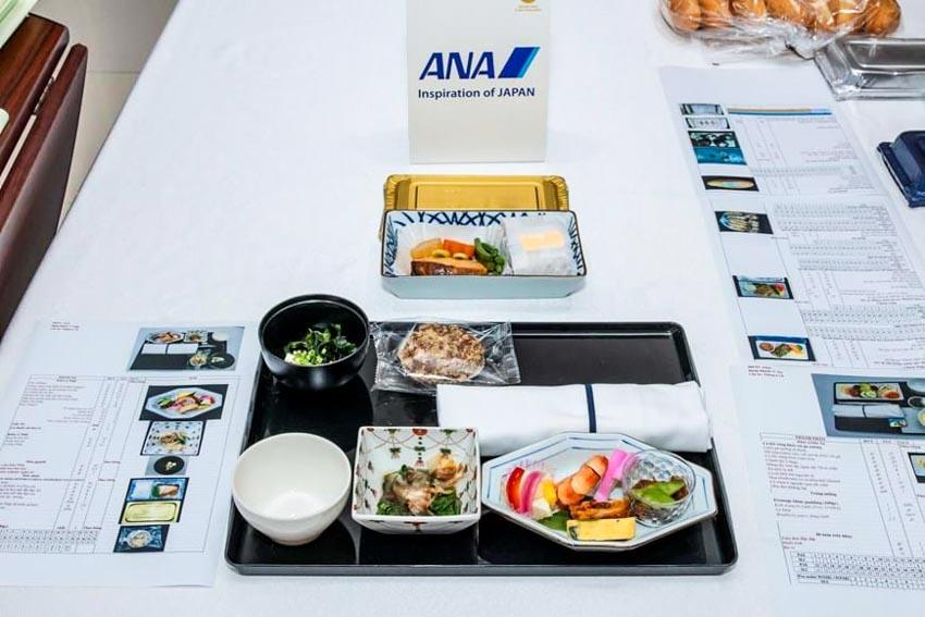 Bữa ăn chuẩn 5 sao của các hãng hàng không Nhật Bản có gì đặc biệt? - 3