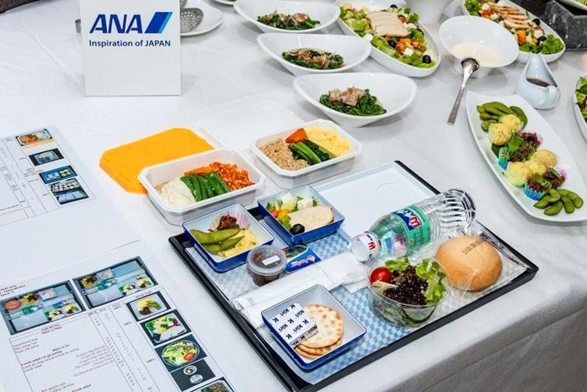Bữa ăn chuẩn 5 sao của các hãng hàng không Nhật Bản có gì đặc biệt? - 4