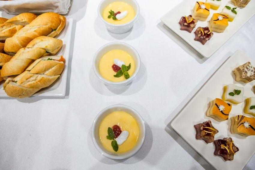 Bữa ăn chuẩn 5 sao của các hãng hàng không Nhật Bản có gì đặc biệt? - 5