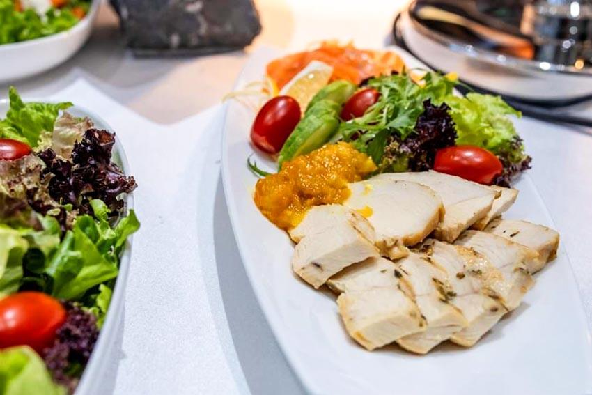 Bữa ăn chuẩn 5 sao của các hãng hàng không Nhật Bản có gì đặc biệt? - 6