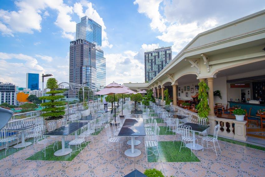 Bữa trưa thư giãn tại khách sạn Rex Sài Gòn - 4
