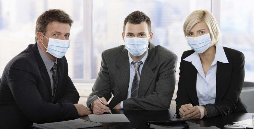 Cảnh báo mới về ô nhiễm không khí trong môi trường văn phòng -12