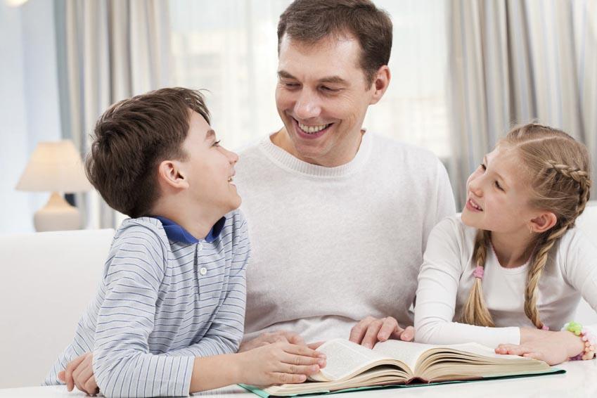 Cha mẹ là thần tượng ban đầu - 2