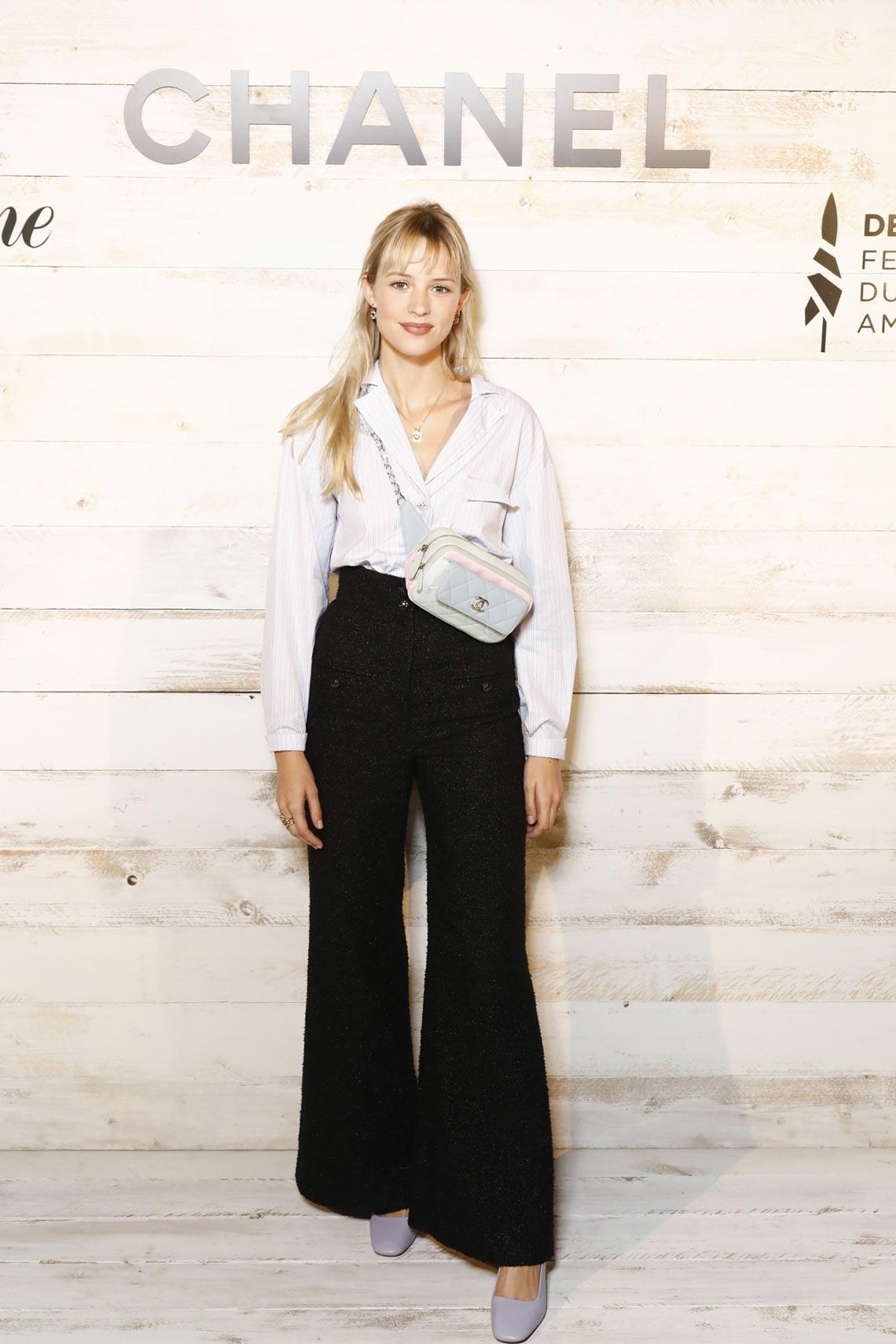 Chanel đồng hành Liên hoan phim Deauville lần thứ 45 ở Mỹ - 1