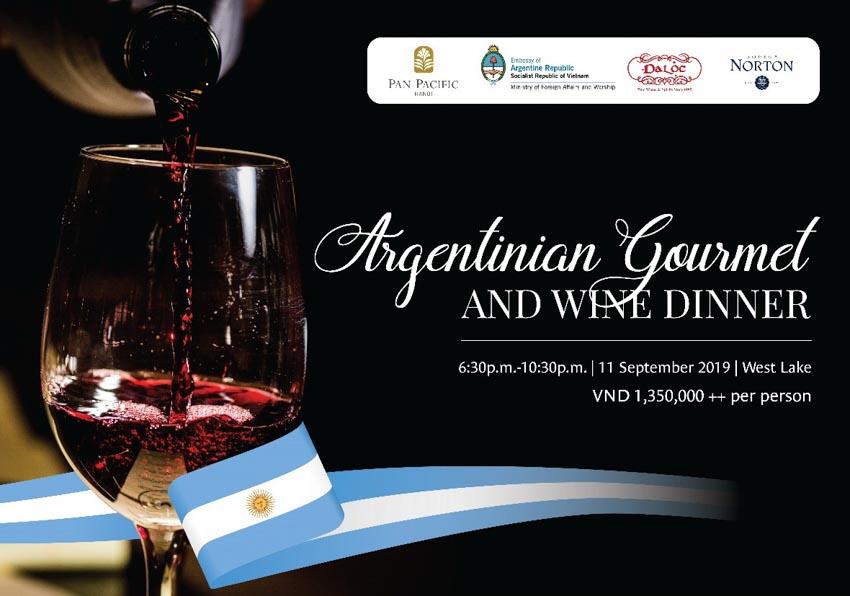 Chương trình ẩm thực Argentina tại Khách sạn Pacific Hà Nội - 1