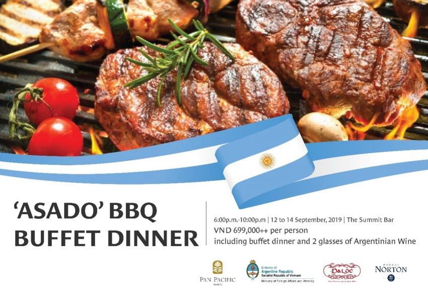 Chương trình ẩm thực Argentina tại Khách sạn Pacific Hà Nội - 2