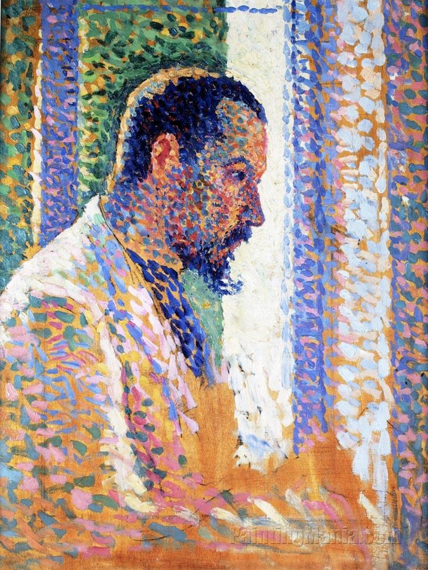Chuyện ly kỳ về một bức tranh phác thảo của George Seurat - 6
