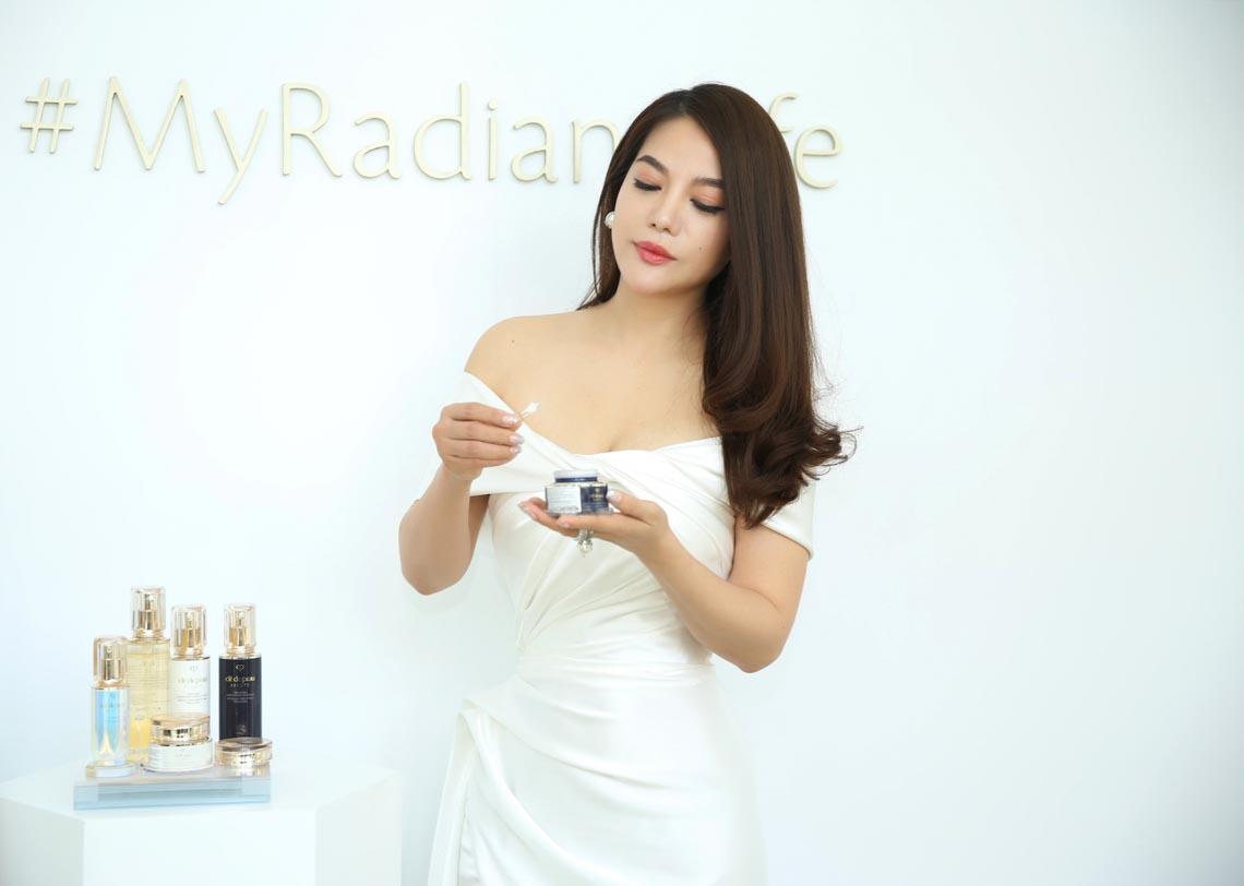 Clé de Peau Beauté ra mắt bộ sản phẩm dưỡng da mới Key Radiance Care - 1