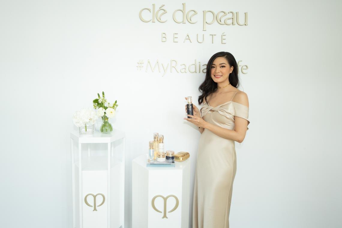 Clé de Peau Beauté ra mắt bộ sản phẩm dưỡng da mới Key Radiance Care - 9