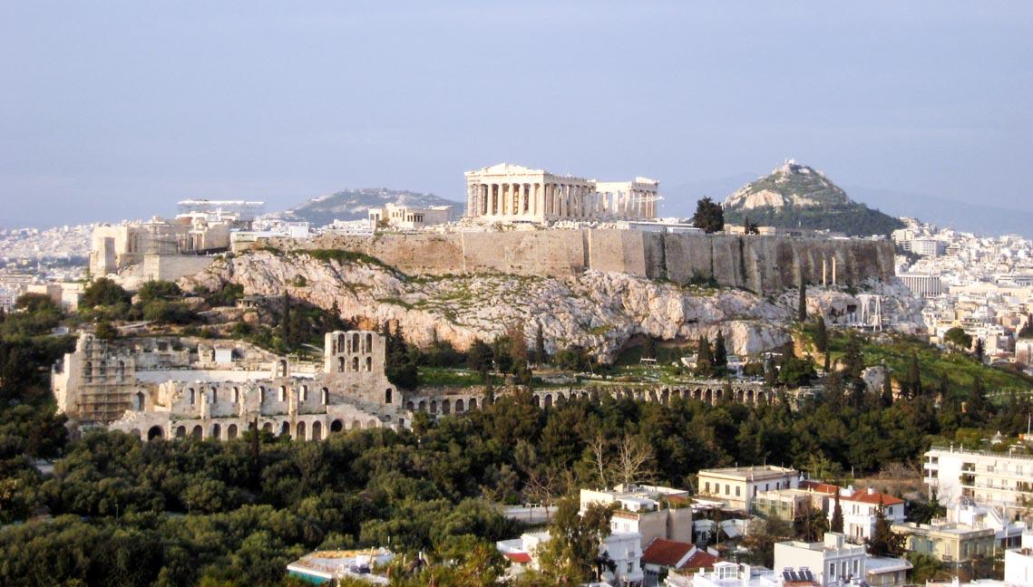 Đến với Hy Lạp huyền bí - 1