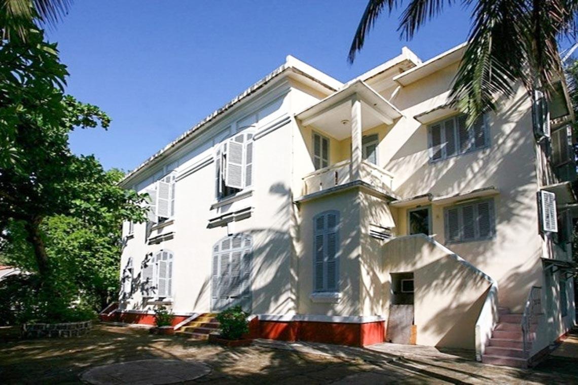 Thăm Dinh Bảo Đại ở Nha Trang - 15
