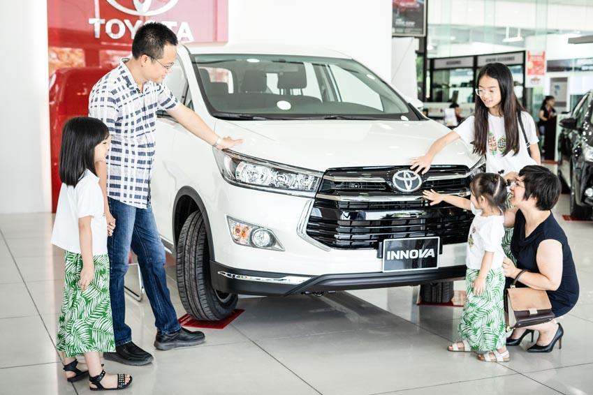 Doanh số bán hàng tháng 8-2019 của Toyota Việt Nam tăng 7% so với cùng kỳ năm 2018 - 3