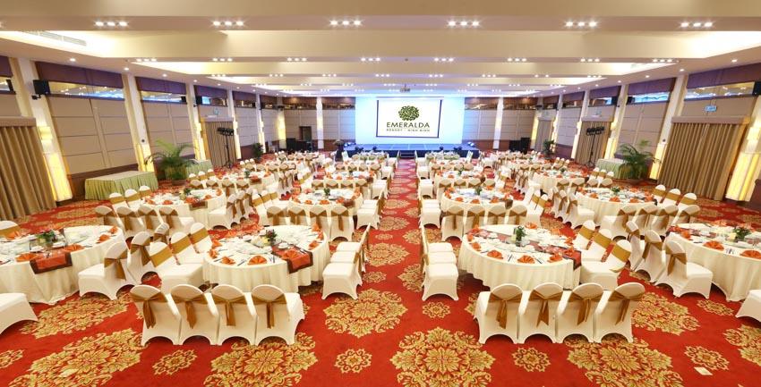 Emeralda Resort Ninh Bình giới thiệu gói ưu đãi họp mặt, Team building cuối năm - 1