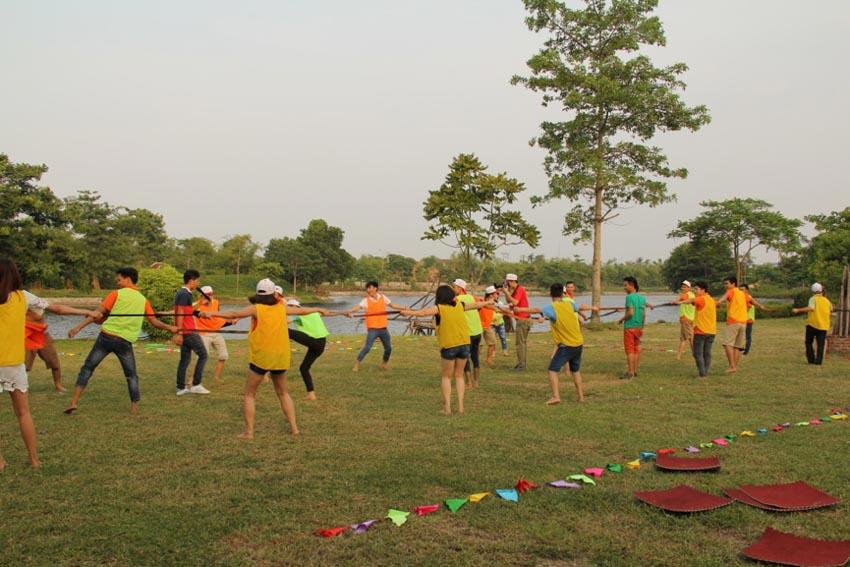 Emeralda Resort Ninh Bình giới thiệu gói ưu đãi họp mặt, Team building cuối năm - 4