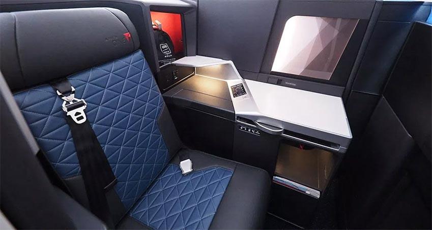 6 loại ghế ngồi hạng thương gia tuyệt vời nhất của các hãng hàng không thế giới - 3