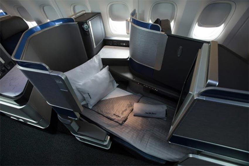 6 loại ghế ngồi hạng thương gia tuyệt vời nhất của các hãng hàng không thế giới - 8