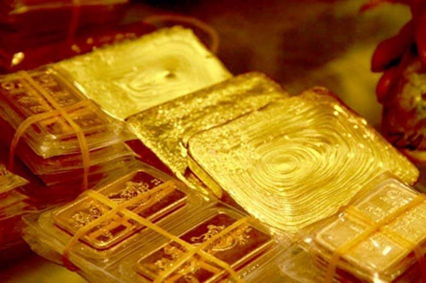 Giá vàng hôm nay 28-9, cuối tuần vàng trong nước giảm giá - 2