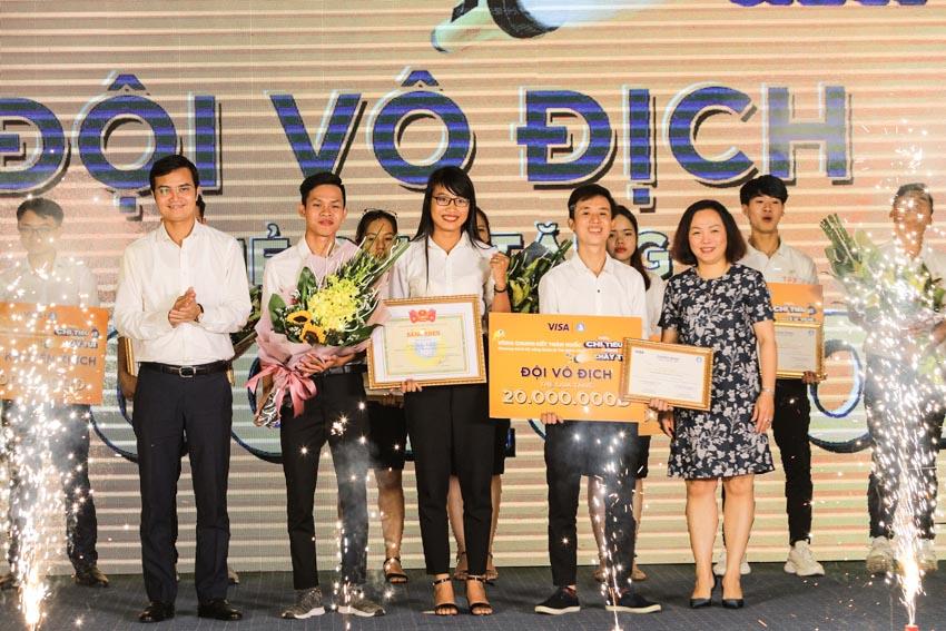 Đại học Xây Dựng Miền Tây và Đại học SPKT Vĩnh Long giành giải nhất Chương trình Kỹ năng Quản lý Tài chính 2019 - 3