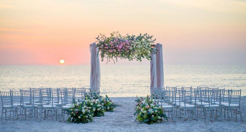Các gói tiệc cưới tại InterContintal Phu Quoc Long Beach Resort - 3