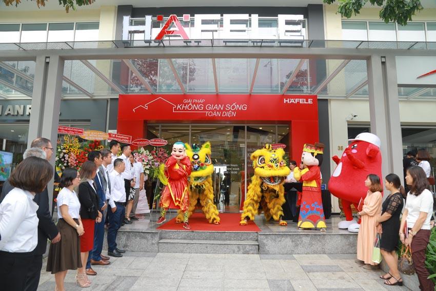 Häfele khai trương showroom và ra mắt sản phẩm mới tại TP.HCM - 5