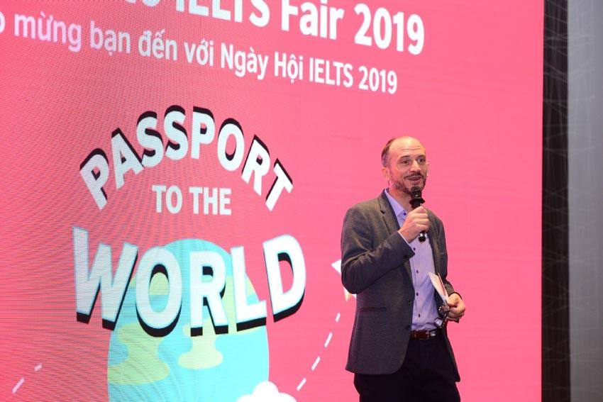 Ngày hội IELTS 2019 thu hút hơn 1.600 lượt khách tham dự - 2