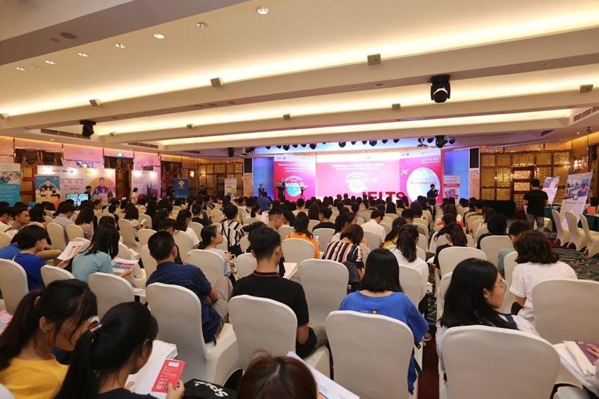 Ngày hội IELTS 2019 thu hút hơn 1.600 lượt khách tham dự - 4