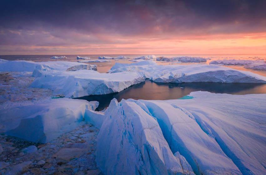 Ngắm hòn đảo Greenland đẹp mê ly nhưng có thể sớm mất vĩnh viễn - 10