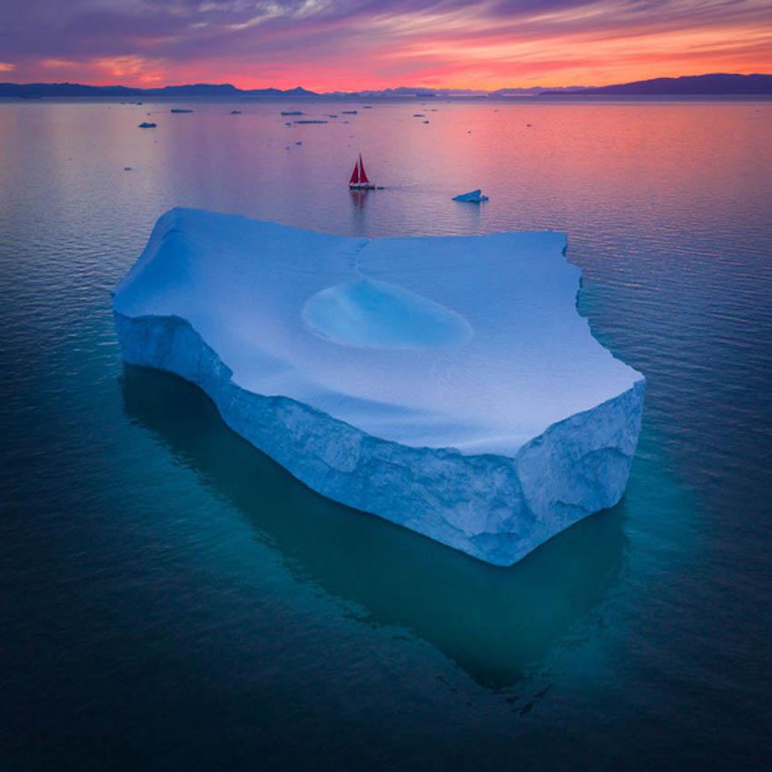 Ngắm hòn đảo Greenland đẹp mê ly nhưng có thể sớm mất vĩnh viễn - 15