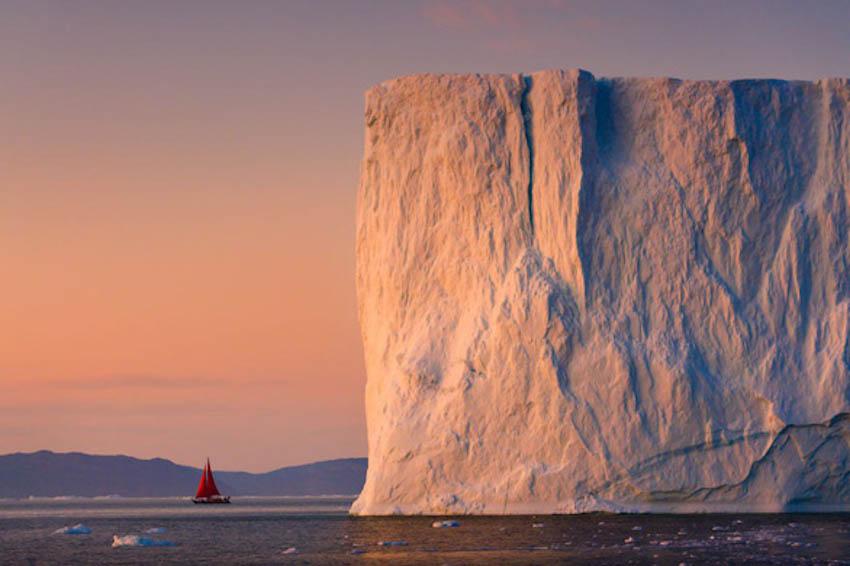 Ngắm hòn đảo Greenland đẹp mê ly nhưng có thể sớm mất vĩnh viễn - 18