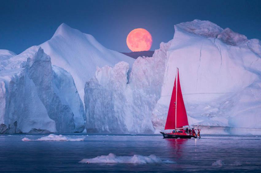 Ngắm hòn đảo Greenland đẹp mê ly nhưng có thể sớm mất vĩnh viễn - 6