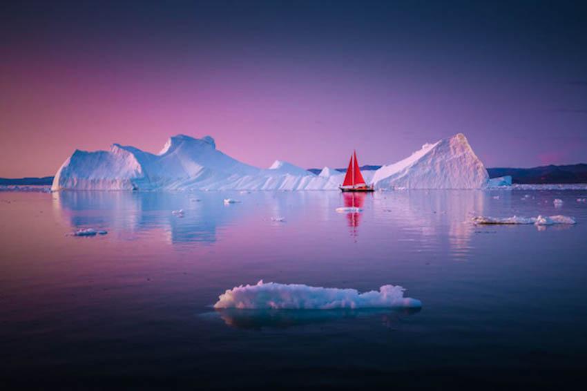 Ngắm hòn đảo Greenland đẹp mê ly nhưng có thể sớm mất vĩnh viễn - 8