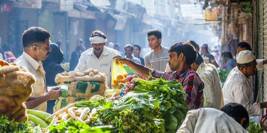 Kedai Sayur - mua bán nông sản tươi qua ứng dụng và xe bán hàng rong - 1