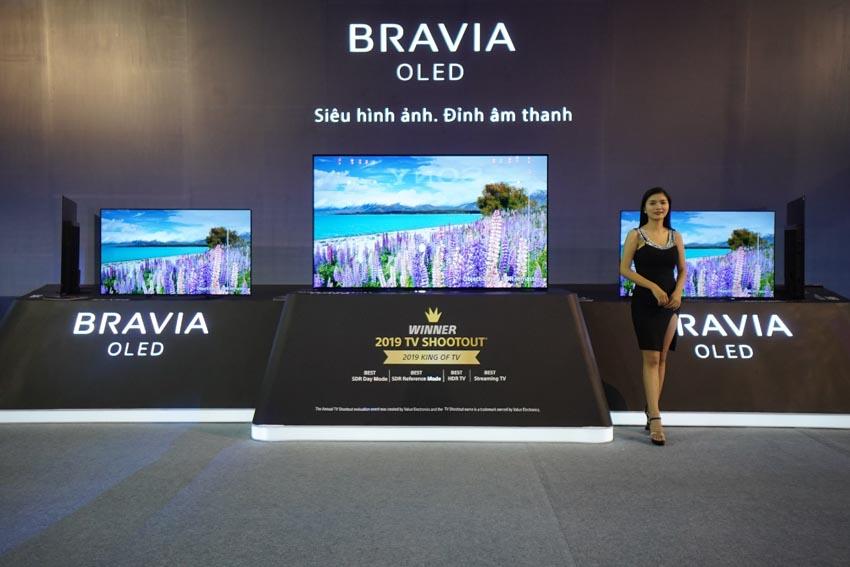 Khai mạc sự kiện công nghệ Sony Show 2109 tại TP. Hồ Chí Minh - 10