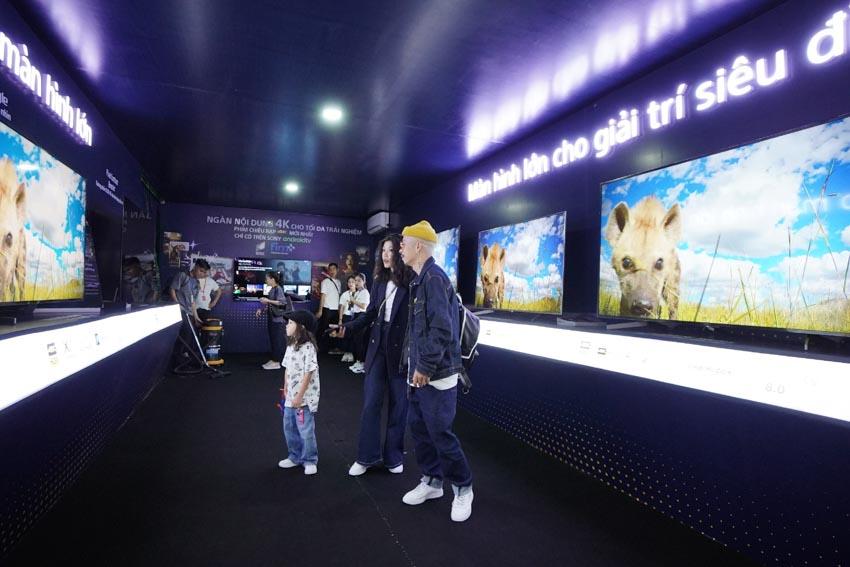 Khai mạc sự kiện công nghệ Sony Show 2109 tại TP. Hồ Chí Minh - 11