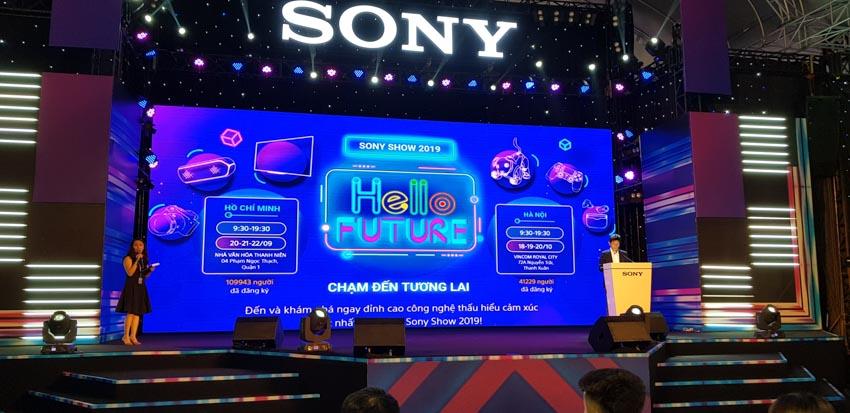 Khai mạc sự kiện Sony Show 2109 tại TP. Hồ Chí Minh - 15