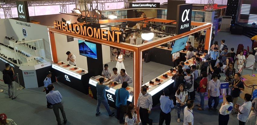 Khai mạc sự kiện công nghệ Sony Show 2109 tại TP. Hồ Chí Minh - 21