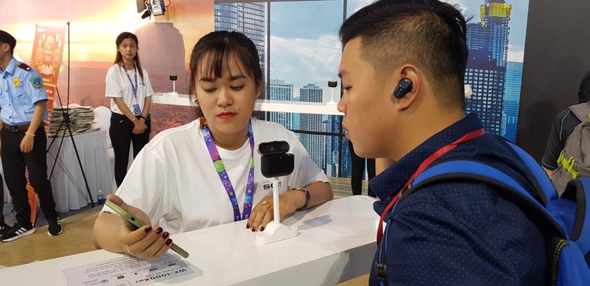 Khai mạc sự kiện công nghệ Sony Show 2109 tại TP. Hồ Chí Minh - 23