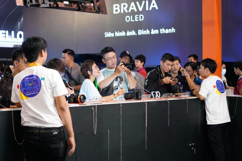 Khai mạc sự kiện công nghệ Sony Show 2109 tại TP. Hồ Chí Minh - 29