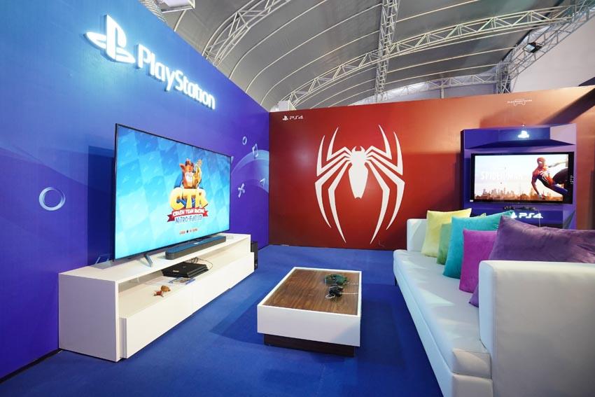 Khai mạc sự kiện công nghệ Sony Show 2109 tại TP. Hồ Chí Minh - 3