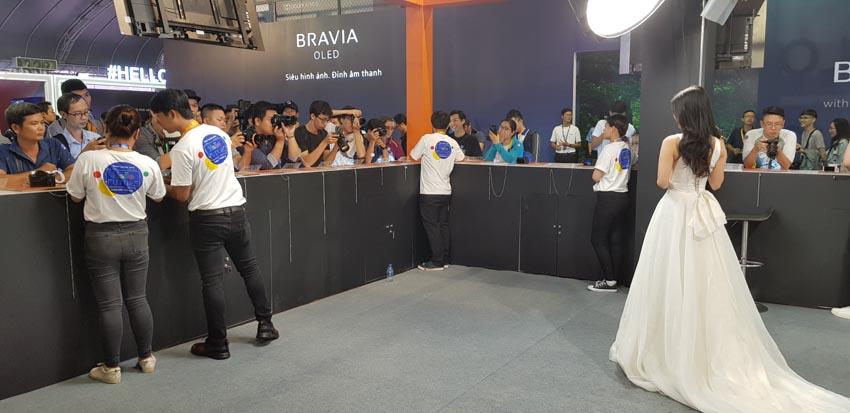Khai mạc sự kiện công nghệ Sony Show 2109 tại TP. Hồ Chí Minh - 34