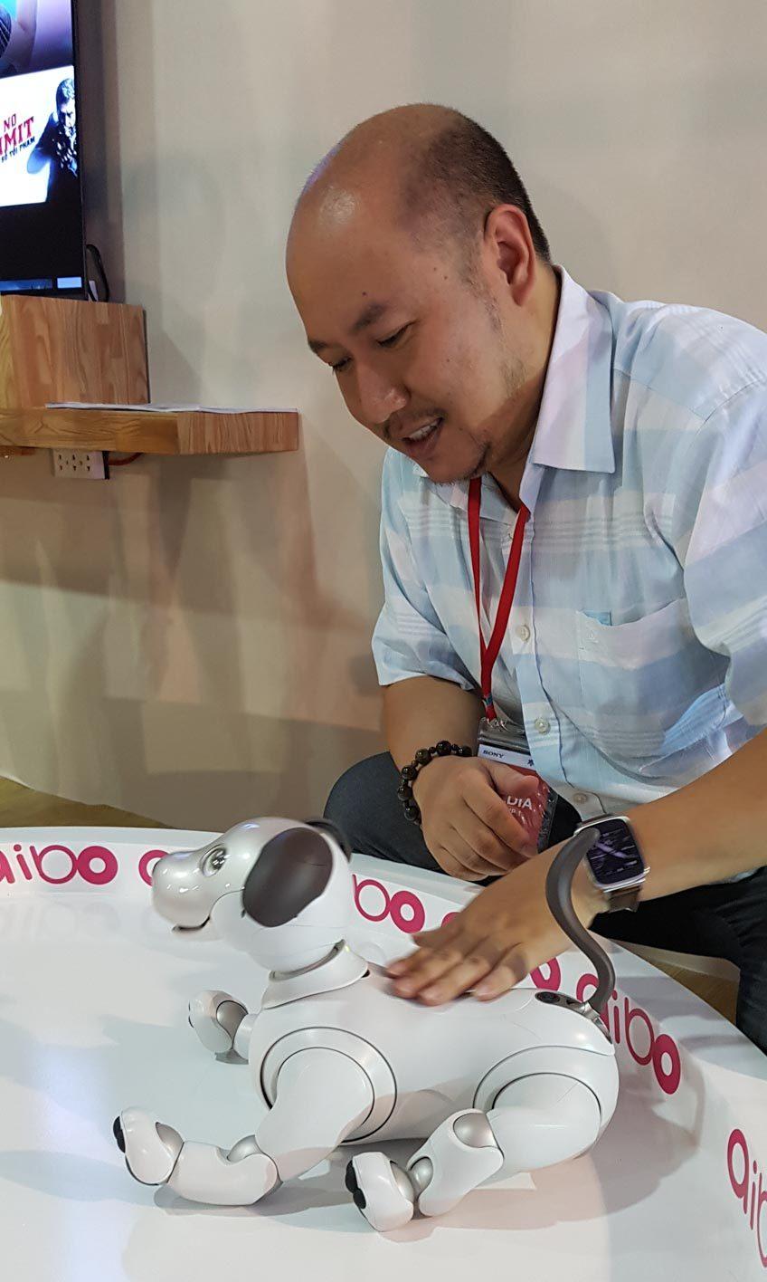 Khai mạc sự kiện công nghệ Sony Show 2109 tại TP. Hồ Chí Minh - 37