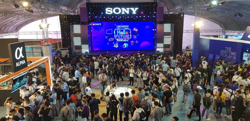 Khai mạc sự kiện Sony Show 2109 tại TP. Hồ Chí Minh - 40