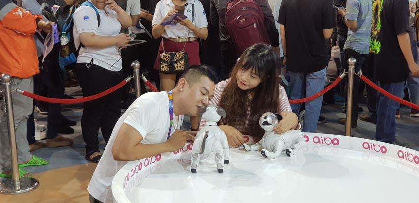 Khai mạc sự kiện công nghệ Sony Show 2109 tại TP. Hồ Chí Minh - 45