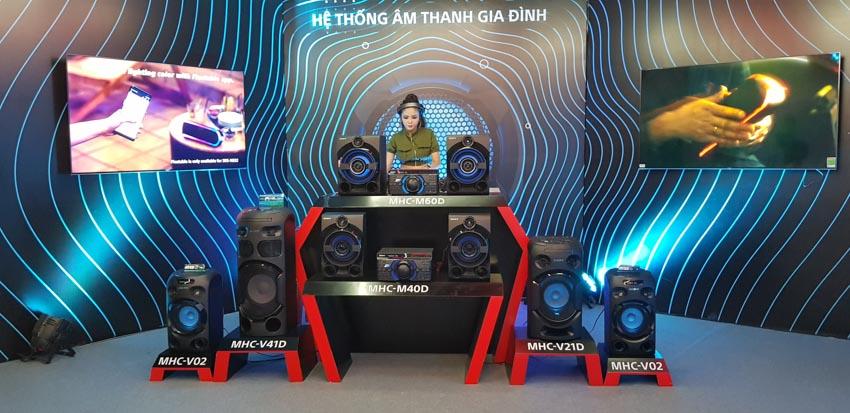 Khai mạc sự kiện công nghệ Sony Show 2109 tại TP. Hồ Chí Minh - 46