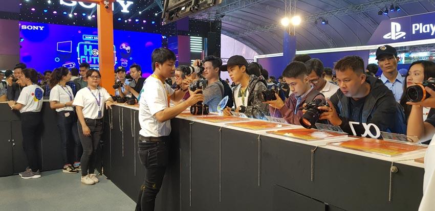 Khai mạc sự kiện công nghệ Sony Show 2109 tại TP. Hồ Chí Minh - 48