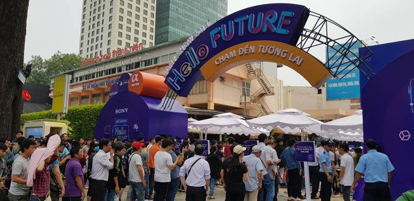 Sự kiện Sony Show 2019 tại TP. Hồ Chí Minh