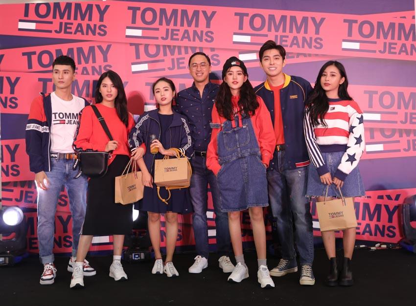Khai trương cửa hàng thời trang Tommy Jeans tại Việt Nam - 2